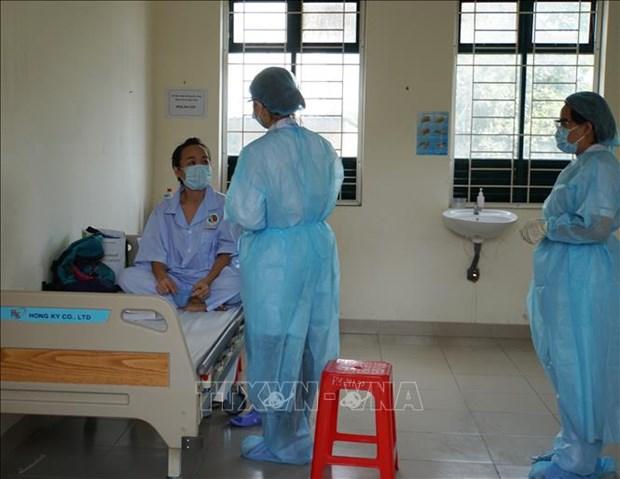 新冠肺炎疫情:胡志明市对复阳患者延长隔离和医学观察期 hinh anh 1