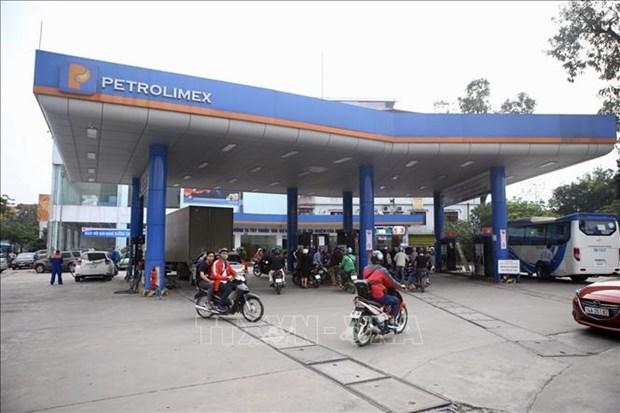 2020年第一季度越南油气集团亏损逾1.8万亿越盾 hinh anh 1