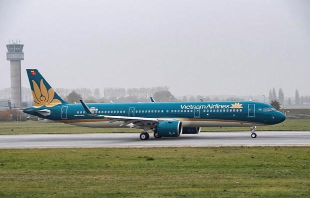 越南各家航空公司自5月7日0时起取消飞机座位间距规定 hinh anh 1