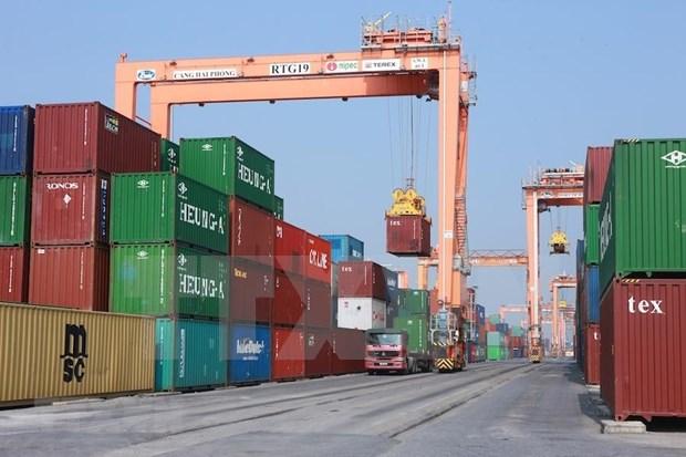 2020年第一季度越南对印度贸易顺差额达逾3.4亿美元 hinh anh 1