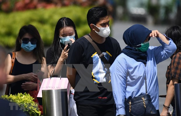 新加坡部分商业可从12日起恢复运营 菲政府力争拥有78个检测实验室 hinh anh 1