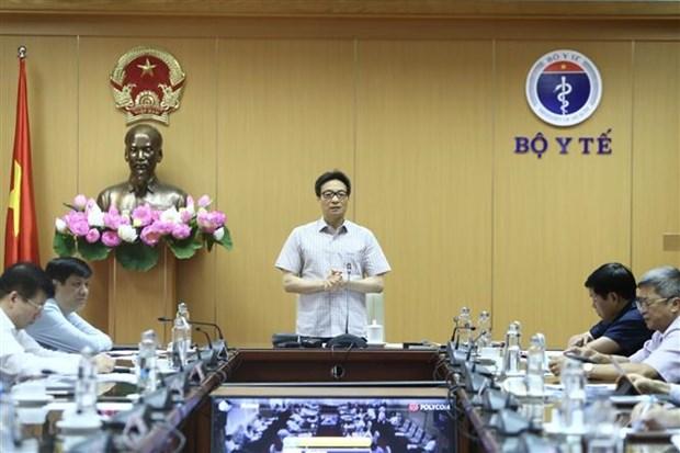 越南新冠肺炎疫情得到良好控制 进入新常态下的生产生活 hinh anh 1