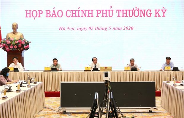 工贸部副部长杜胜海:今年年底猪肉价格恢复到非洲猪瘟发生前水平 hinh anh 1