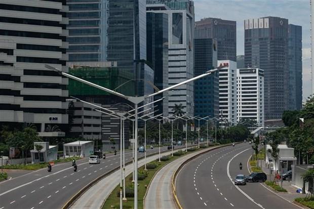 2020年第一季度印尼经济自2001年以来最弱增长 hinh anh 1