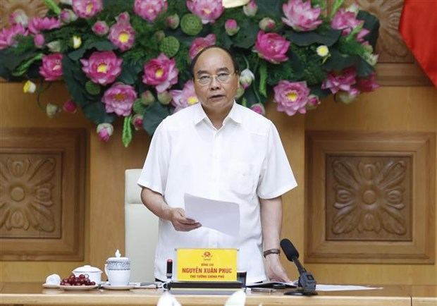 """阮春福总理:应为政府与企业会议""""营造新气氛"""" hinh anh 2"""