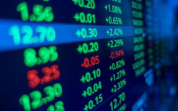 4月越南股市各大指数大幅上涨 hinh anh 1