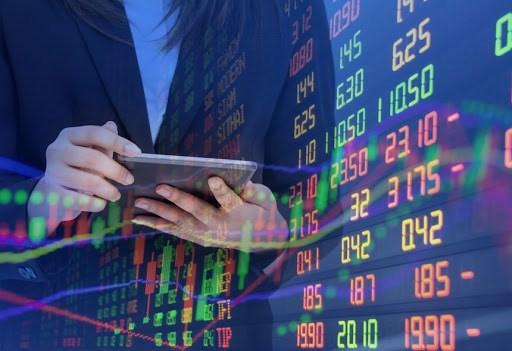 2020年4月河内证券交易所成交量环比下跌成交额猛增 hinh anh 1