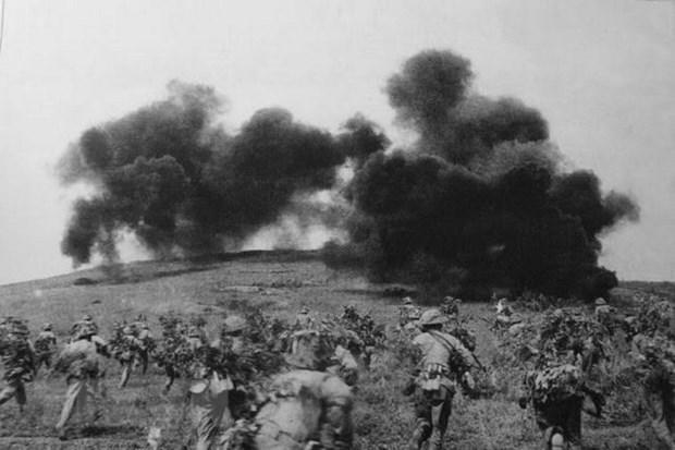 1954年奠边府大捷:党结束战争的创造性指挥艺术 hinh anh 1