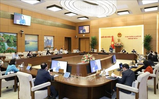 国会常委会第45次会议将于5月8日开幕 hinh anh 1