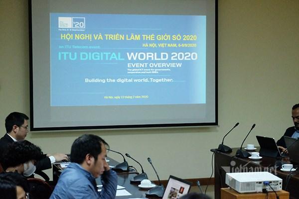 2020世界数字电信展览会将推迟到2021年9月举行 hinh anh 1