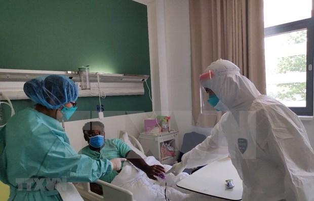 新冠肺炎疫情:老挝连续25天无新增病例泰国、马来西亚、印尼和菲律宾新增确诊病例持续增加 hinh anh 1