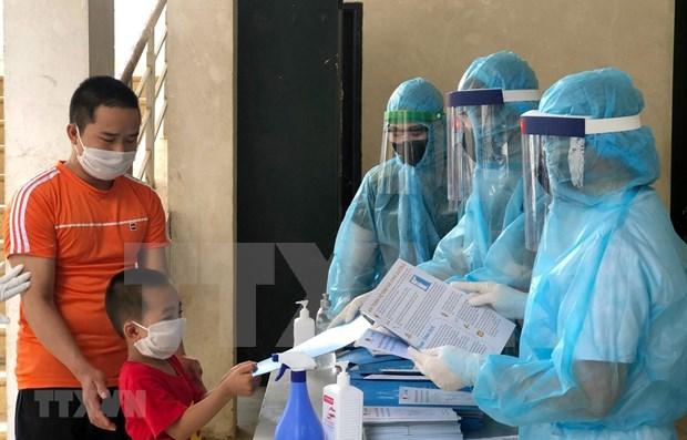  越南连续21日未报告新增新冠肺炎确诊病例 hinh anh 1