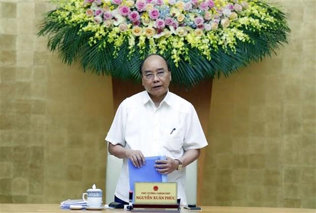 政府总理同意进一步放宽疫情管制 逐步恢复经济 hinh anh 2