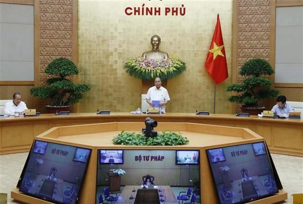 政府总理同意进一步放宽疫情管制 逐步恢复经济 hinh anh 1
