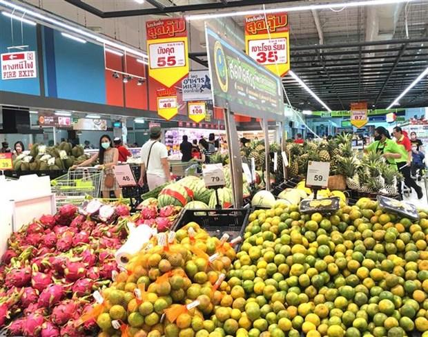2020年泰国出口将下滑8% hinh anh 1