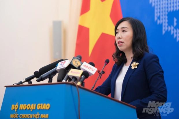 越南建议中国不要使东海形势复杂化 hinh anh 1