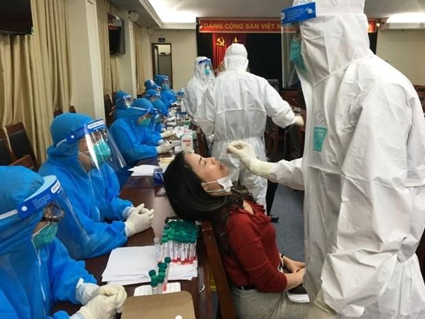 越南53个单位被准许进行新冠病毒检测 hinh anh 1