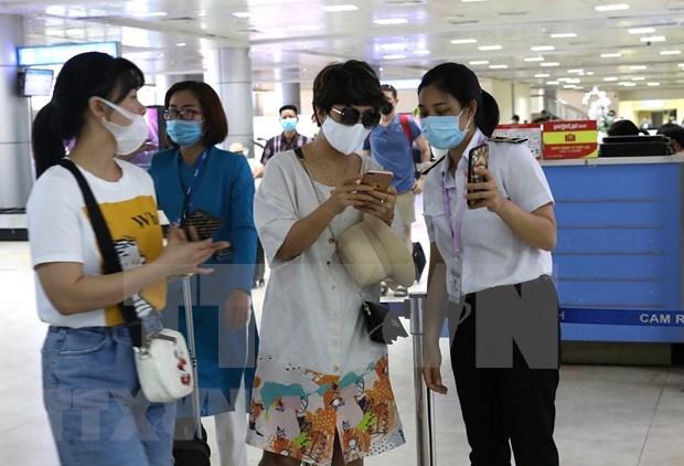 新冠肺炎疫情:越南5月8日上午无新增病例 hinh anh 1