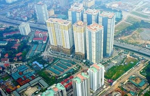 """越南房地产市场未出现危机或""""过热""""表现 hinh anh 1"""
