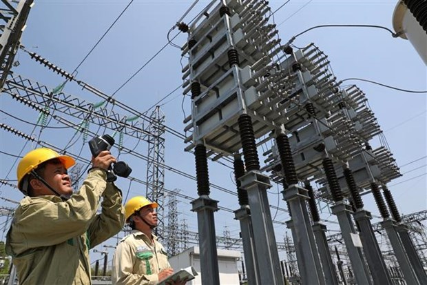政府总理指示加强节约用电 hinh anh 1