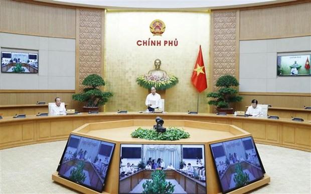 政府总理阮春福:胡志明市需重新回到全国经济增长火车头的地位 hinh anh 2