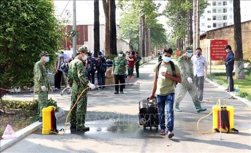 国际媒体:疫情中越南采取负责任的行动 将人民健康安全摆在首位 hinh anh 1