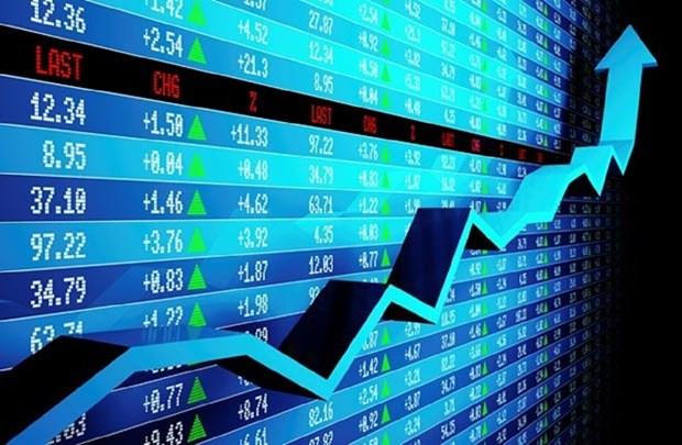 股票交易手续费降低一半 VN-Index指数今日攀升 hinh anh 1