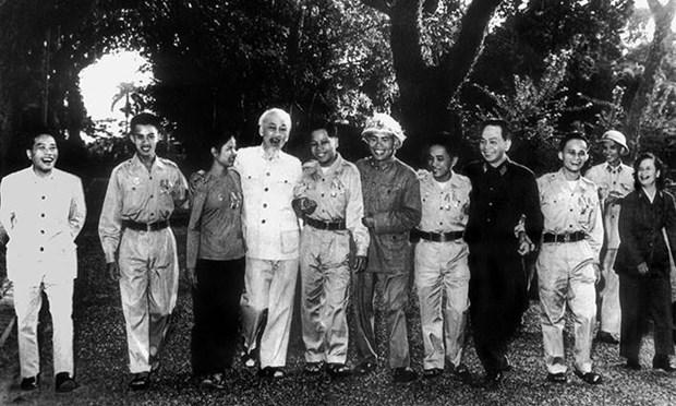 纪念胡志明主席诞辰130周年的电影周将于本月19日至26日举行 hinh anh 1