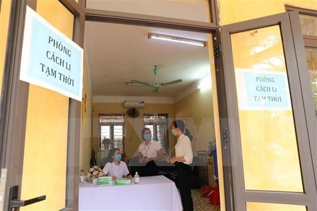 越南无新增新冠肺炎确诊病例 但仍要主动防疫 hinh anh 1