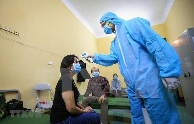  越南连续23天无新增本地新冠肺炎确诊病例 考虑为最危重患者进行肺移植手术 hinh anh 1