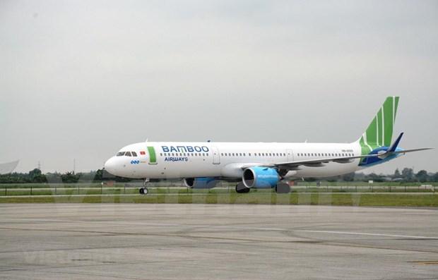 越竹航空公司到2020年底将飞机数量将增至40架 hinh anh 1