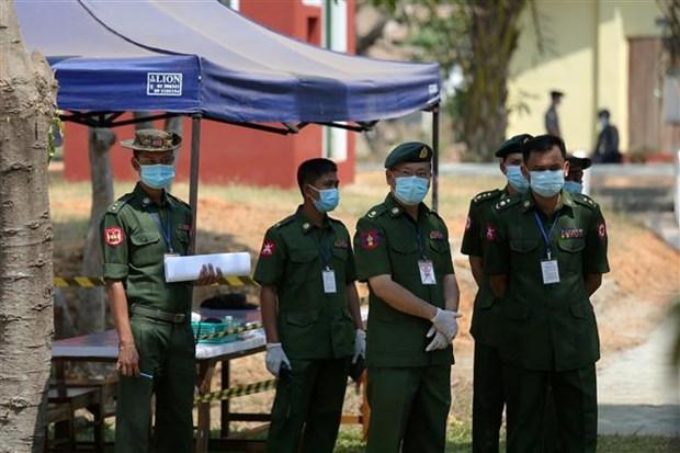 缅甸国防军宣布停火4个月以应对新冠肺炎疫情 hinh anh 1