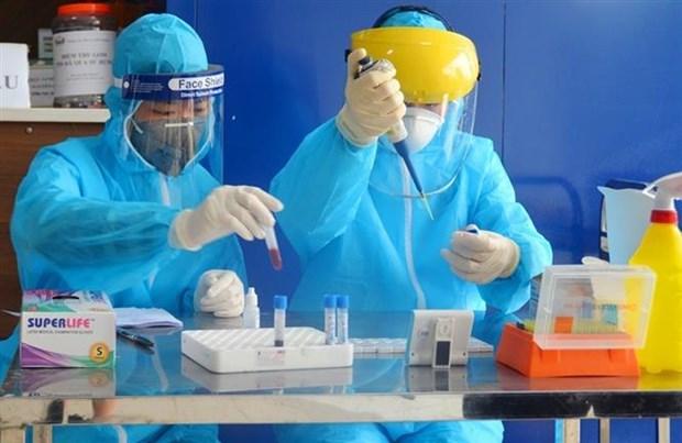  5月11日上午越南无新增新冠肺炎确诊病例 20例一次以上检测结果呈阴性反应 hinh anh 1