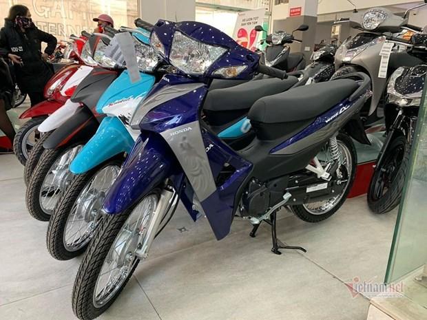 本田摩托车和汽车销量下降72% hinh anh 2