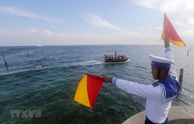中国在东海上的违法行为与日俱增 hinh anh 1