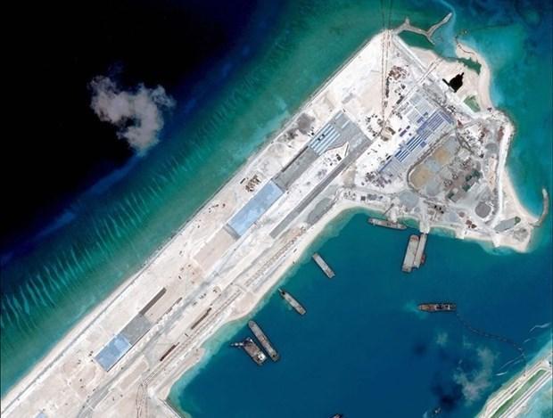 中国在东海上的违法行为与日俱增 hinh anh 2