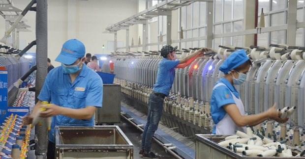 工业生产在新冠肺炎疫情中成为广宁省经济增长的亮点 hinh anh 1