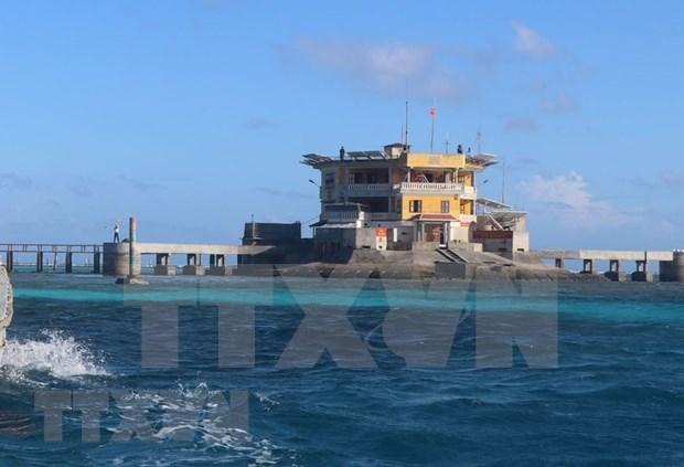 中国在东海上的违法行为与日俱增 hinh anh 5