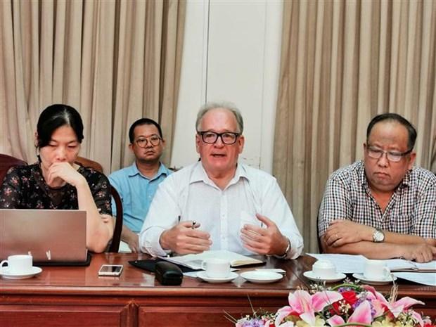 九龙江三角洲需要更多项目促进发展 hinh anh 2