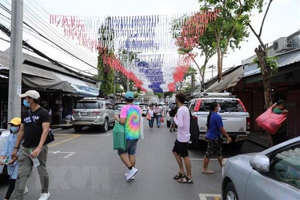 泰国两个多月来首次出现新冠肺炎确诊病例零增长 hinh anh 1