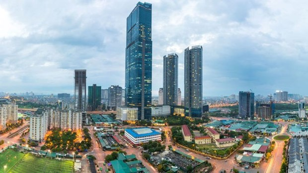 IMF预测2021年越南经济增长或达7% hinh anh 1