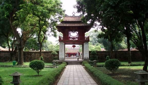 文庙-国子监等河内旅游景点将于5月14日恢复开放 hinh anh 1