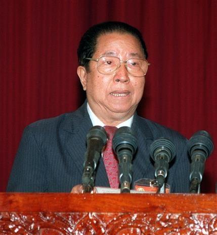 老挝西沙瓦·乔本潘大将逝世 hinh anh 1