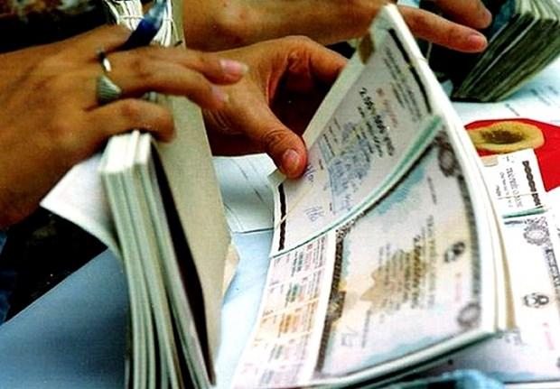 越南政府债券招标发行:年初至今成功筹资43.5万亿越盾 hinh anh 1
