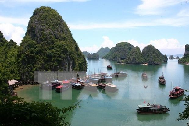 广宁省积极开展2020年旅游刺激计划 hinh anh 1