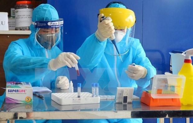 越南新冠肺炎治愈率达90%只剩28名患者仍在接受治疗 hinh anh 1