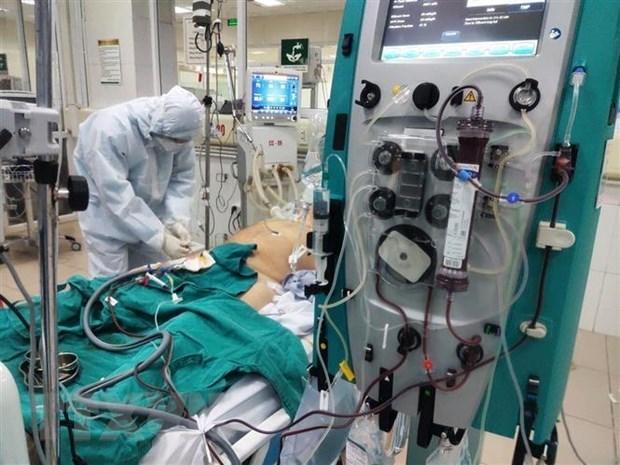 30名爱心人士积极踊跃报名为第91例患者捐献肺脏 hinh anh 1