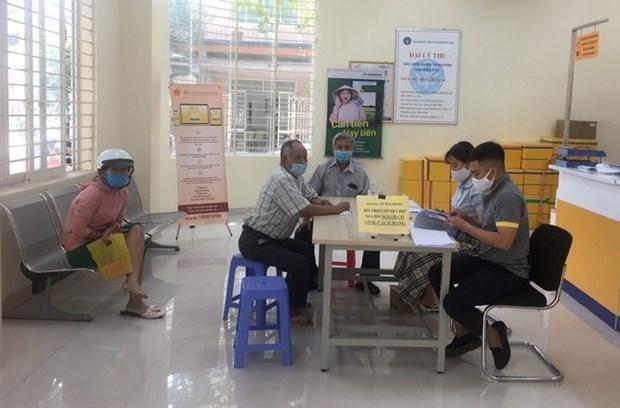 岘港市8万多人已获得受新冠肺炎疫情影响的补贴 hinh anh 1