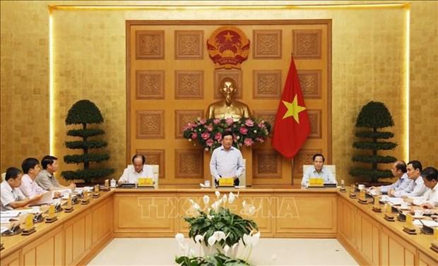2020东盟轮值主席国年:积极为第36届东盟峰会做准备 hinh anh 1