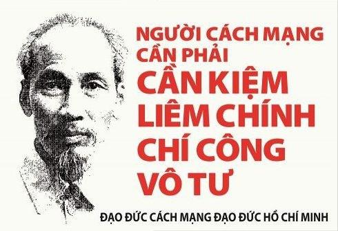 在党的革命道德建设中坚持胡志明思想 hinh anh 2
